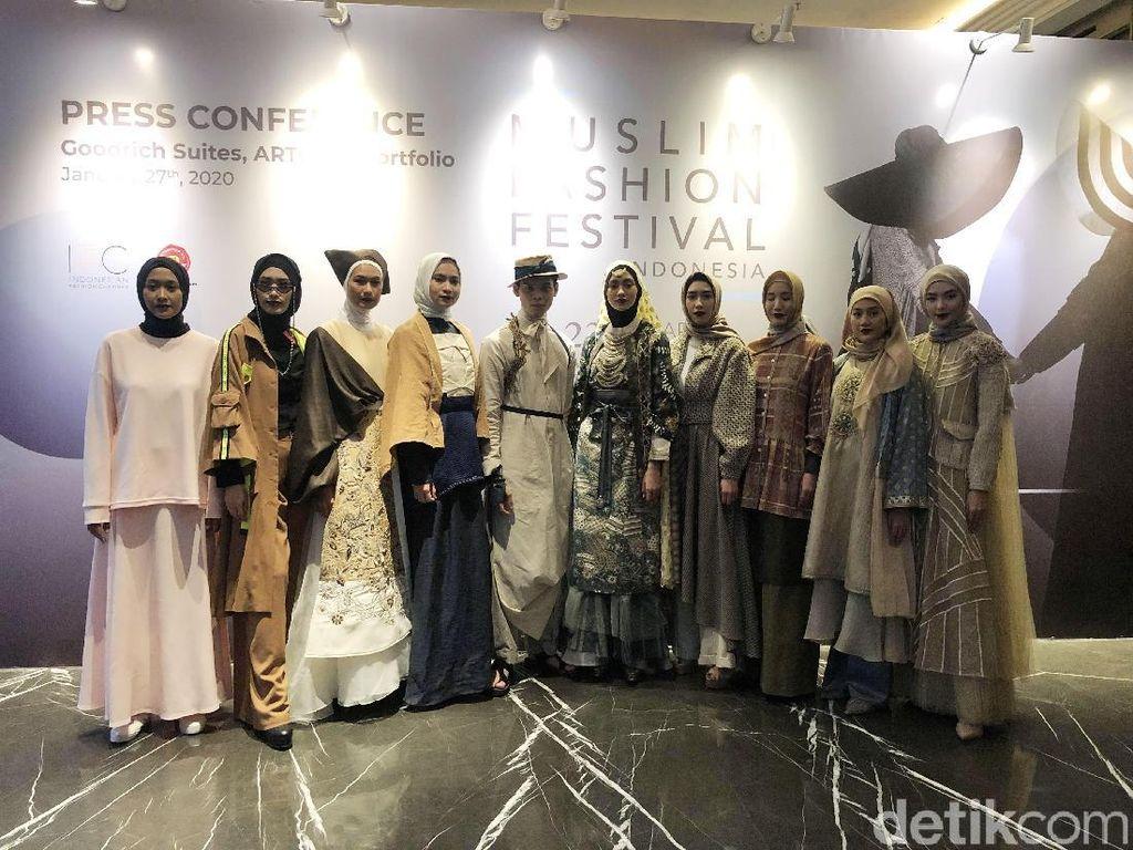 Muslim Fashion Festival 2020 Siap Digelar 20 Februari di JCC, Senayan