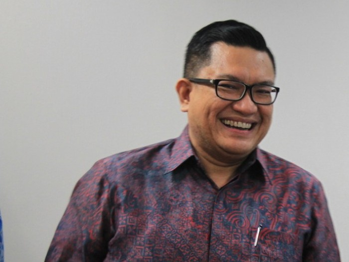Foto: Donny Andy Saragih, Dirut baru TransJakarta (Dok. TransJakarta)