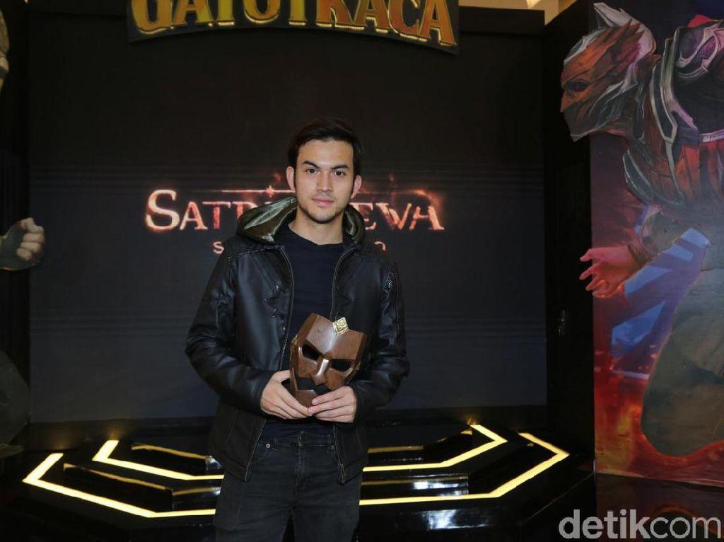 Rizky Nazar is Gatotkaca!
