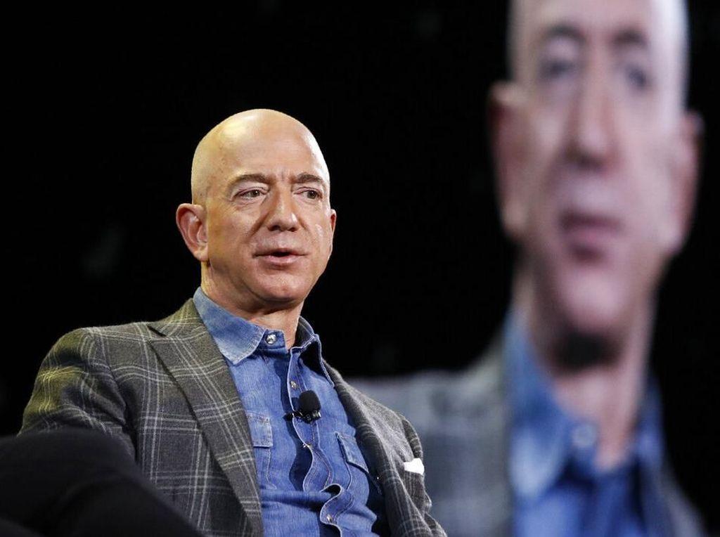 Segini Harta Jeff Bezos, Orang Terkaya Dunia yang Diramal Akan Bangkrut