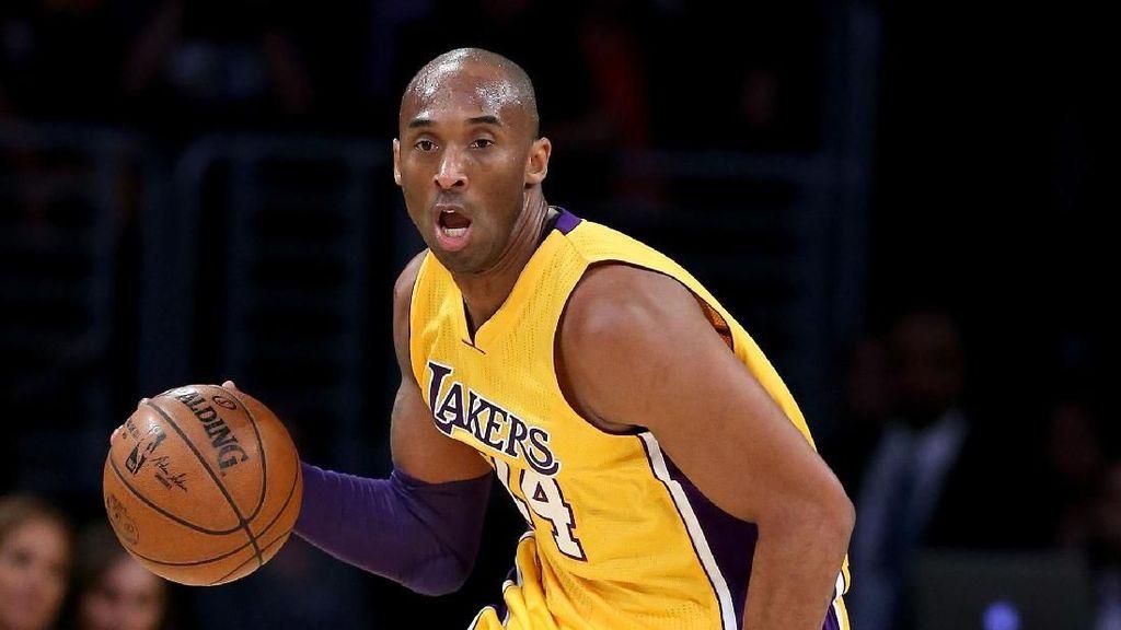 Melihat Lagi Aksi-aksi Kobe Bryant di Lapangan NBA