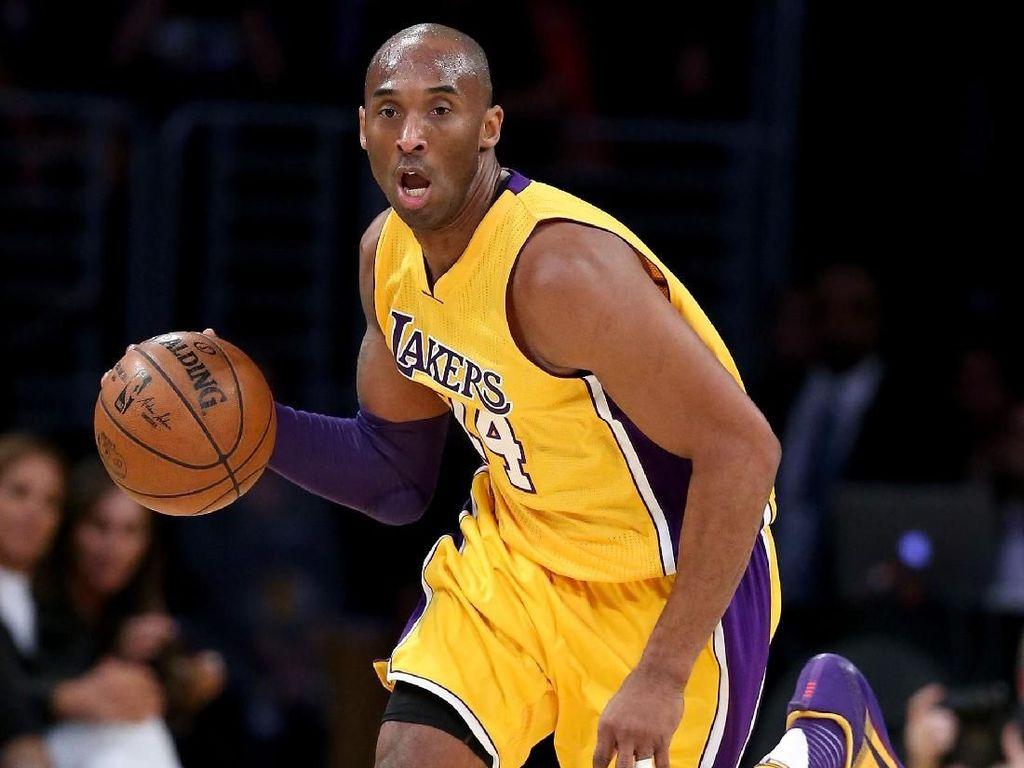 Mengenang Kobe Bryant Lewat Angka-Angka Legendarisnya