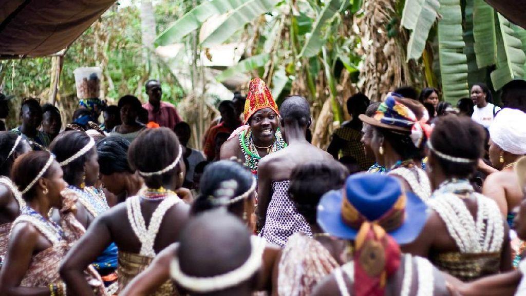 Foto: Voodoo Masih Hidup & Berkembang di Negara Ini