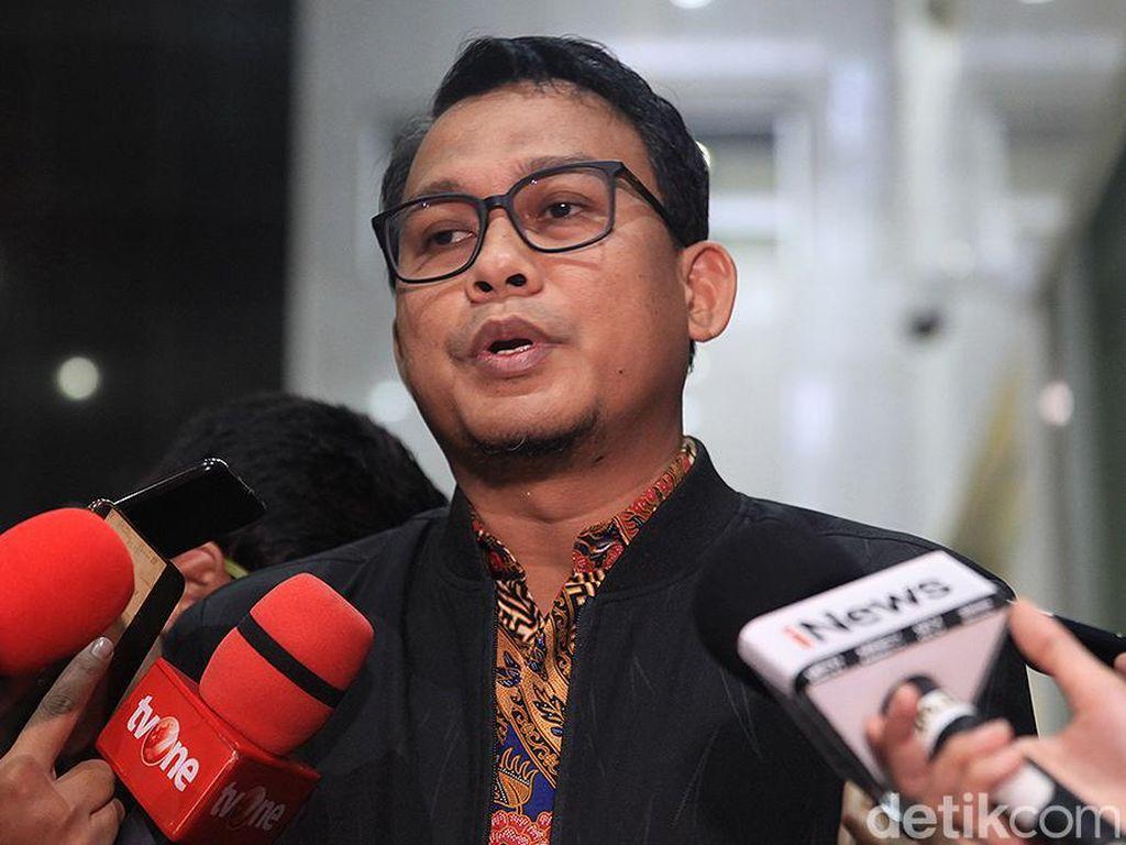 Ahmad Sahroni Dicecar KPK soal Hubungan Bisnis dengan PT ME