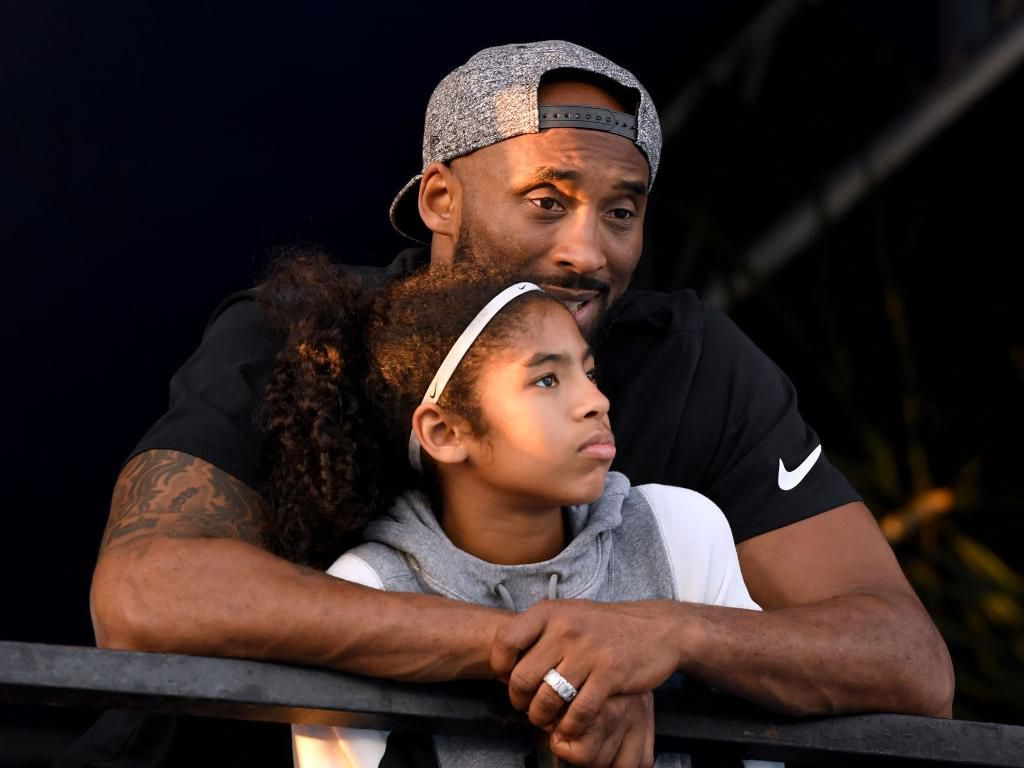 Gianna Bryant Meninggal, Mimpi Regenerasi Kobe Bryant di WNBA pun Pupus