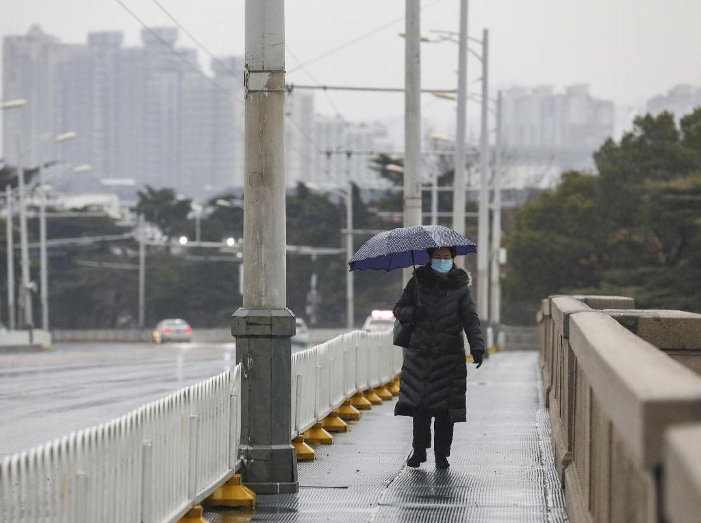 1 Pasien Virus Corona di Wuhan Diklaim Sembuh