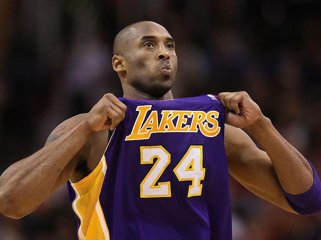 Kobe Bryant, di Antara Prestasi dan Kontroversi