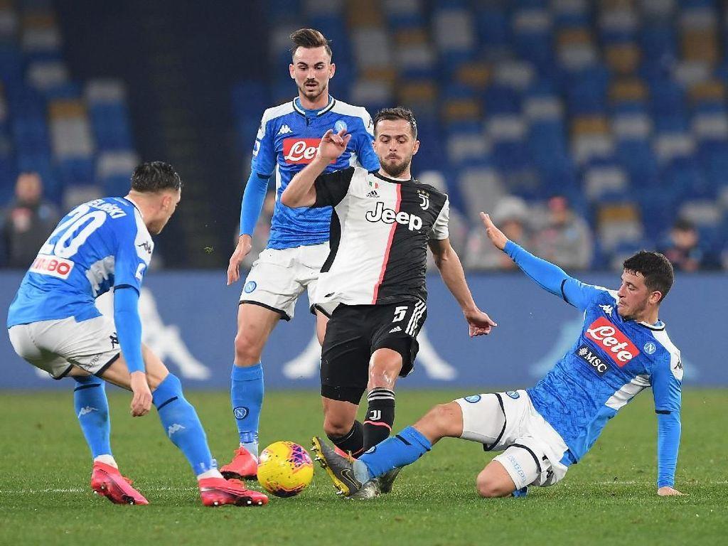 Final Coppa Italia: Awas Serangan Balik Napoli, Juve!
