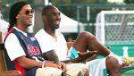 Kobe Bryant, Sang Legenda di Antara Bintang Sepakbola