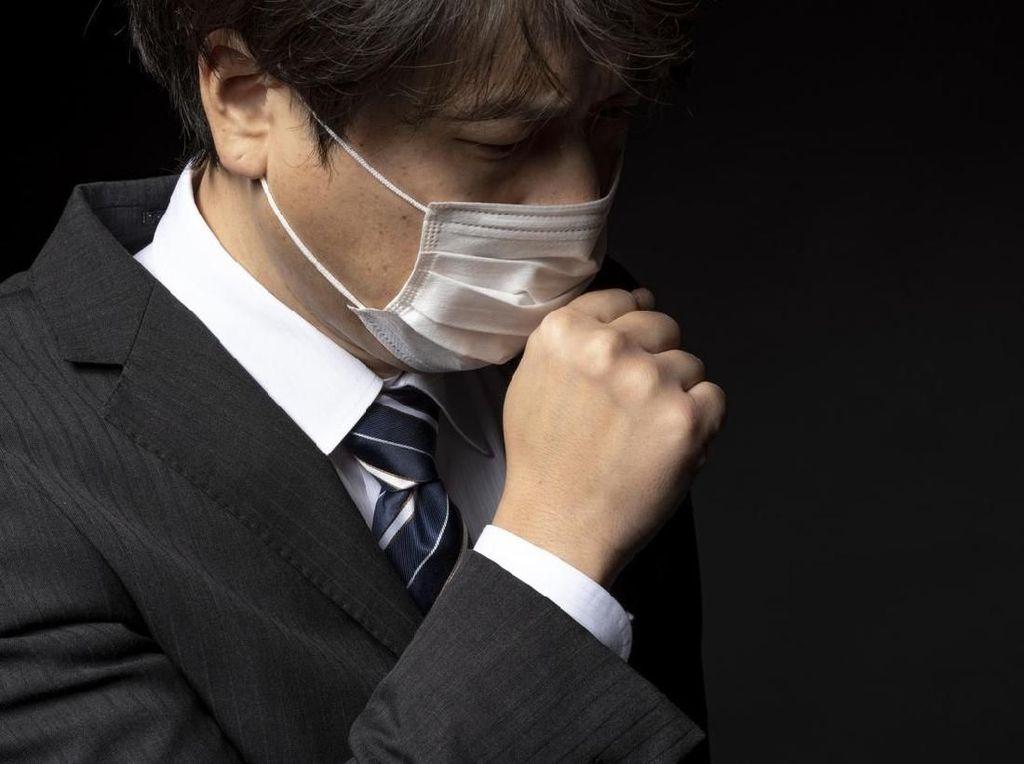 Orang Jepang Enggan Buang Ingus Sembarangan, Suka Pakai Masker