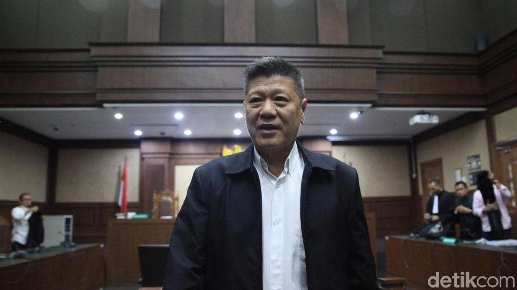 Dituntut 2 Tahun Penjara, Begini Ekspresi Pengusaha Kock Meng