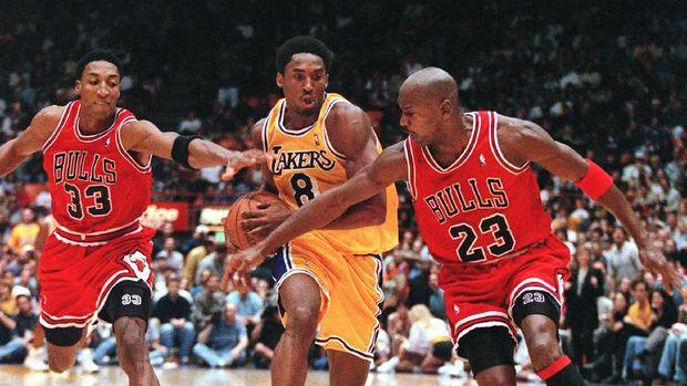 Michael Jordan telah hobi bertaruh sejak masa remaja.