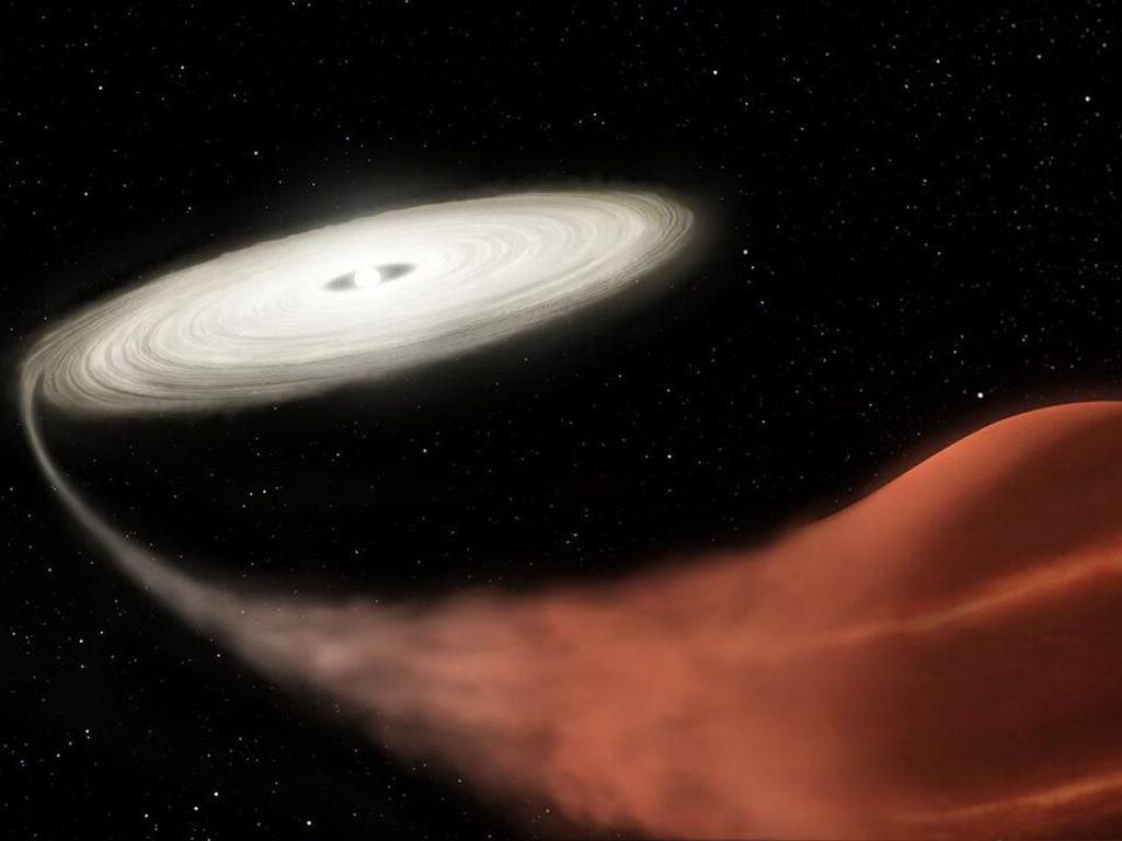 Teleskop NASA Temukan Bintang Kerdil yang Mirip Vampir