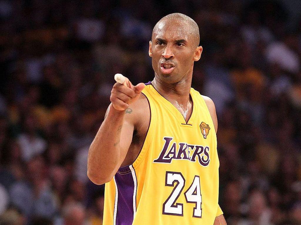 Mengenang Perjalanan Karier Kobe Bryant