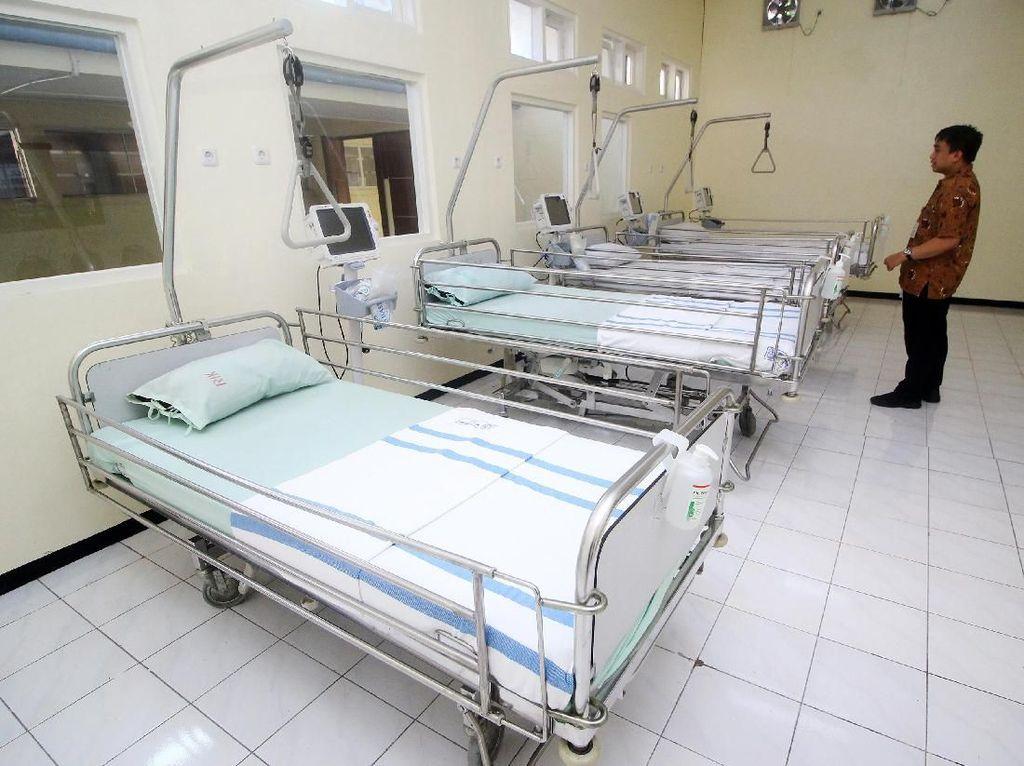 Siaga Virus Corona, RSUD dr Soetomo Siapkan Ruang Isolasi