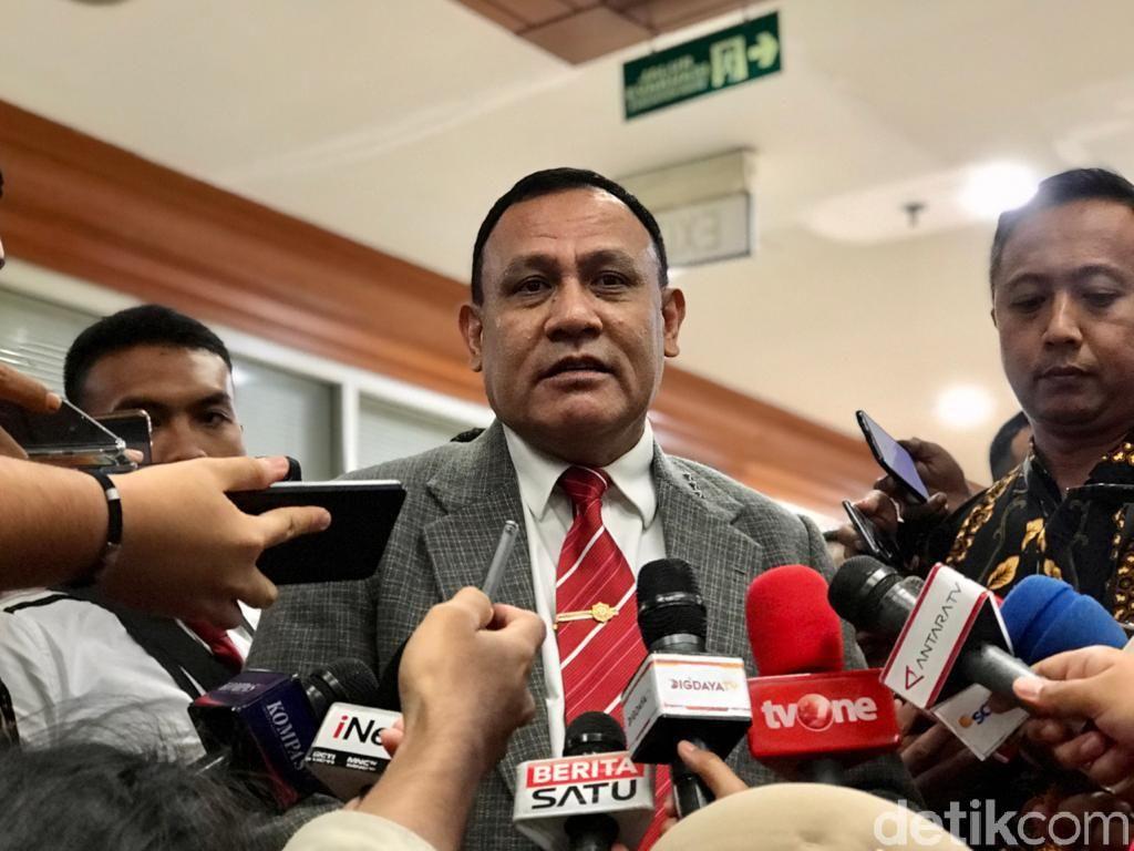 ICW Laporkan Dugaan Pelanggaran Etik Firli Bahuri soal OTT UNJ ke Dewas KPK