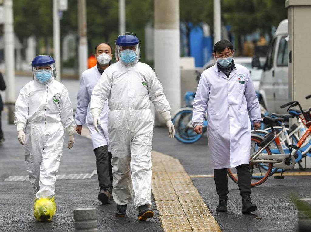 Peneliti China Klaim Temukan 3 Obat untuk Menekan Virus Corona