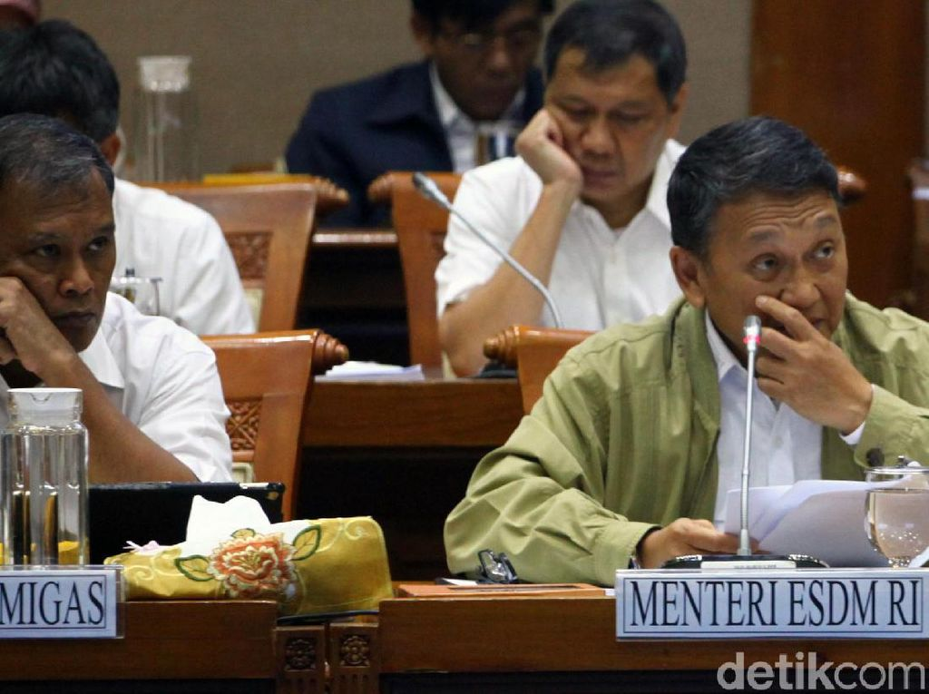 DPR Cecar Menteri ESDM soal Pemangkasan Subsidi Elpiji 3 Kg