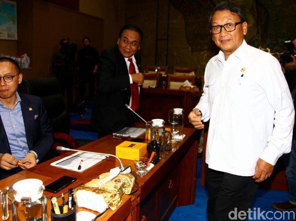 DPR dan Pemerintah Sepakat Bentuk Panja RUU Minerba