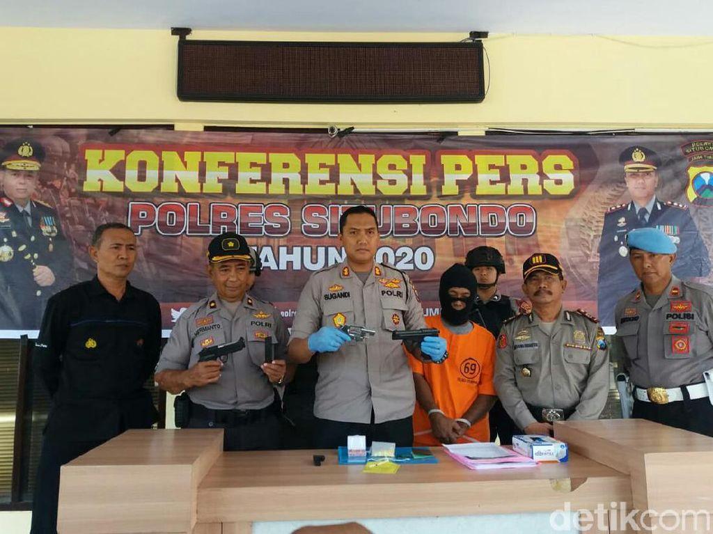Asal Airsoft Gun yang Dipakai Pria di Situbondo Todong Tetangga Kosnya