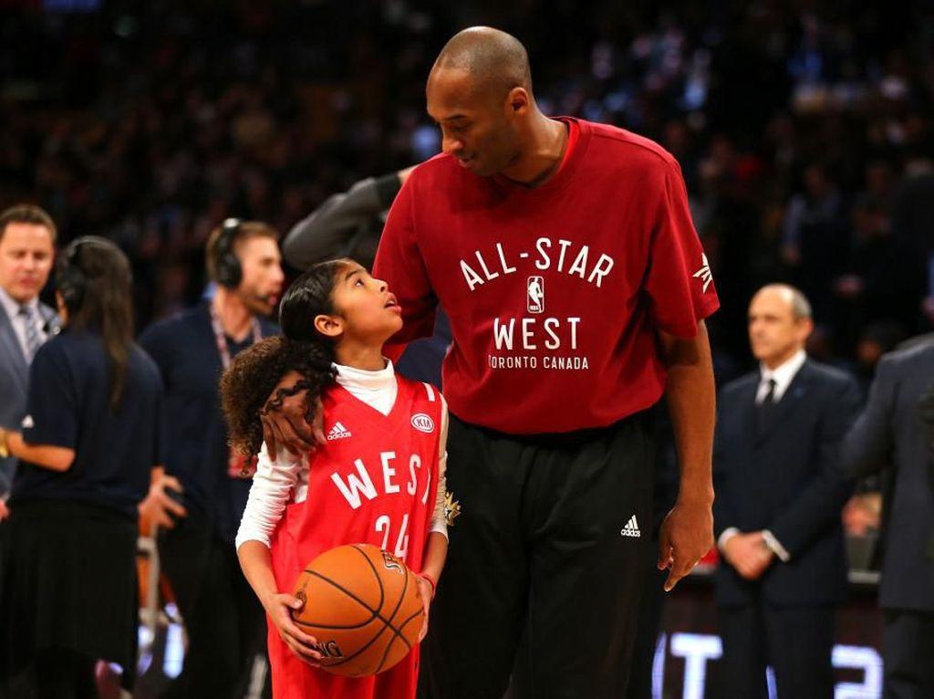 Jenazah Kobe Bryant Berhasil Diidentifikasi, Putrinya Belum