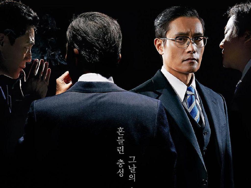 Film The Man Standing Next Raup 2 Juta Penonton Dalam 5 Hari