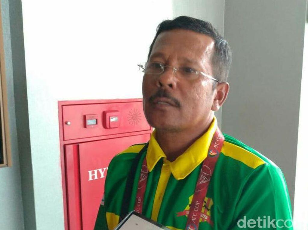 Pelatih Lalenok United Masih Penasaran dengan PSS Sleman