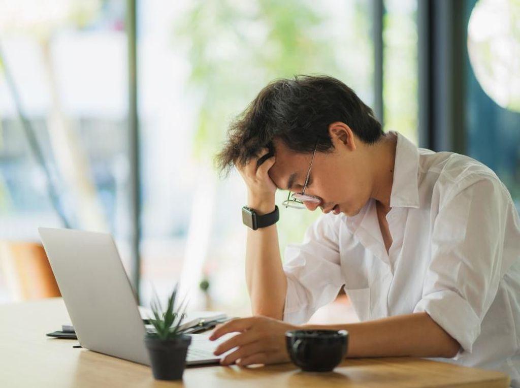 Stres Bisa Bikin Penyakit Jantung Tambah Parah