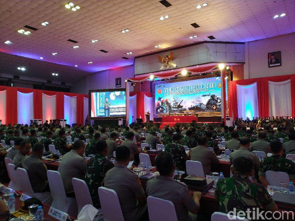 Gaya Panglima TNI Jelaskan Persatuan Lewat Lagu Scorpions-Didi Kempot