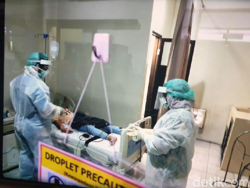 3 Perawat RSUD Tarakan Disanksi karena Candaan Virus Corona