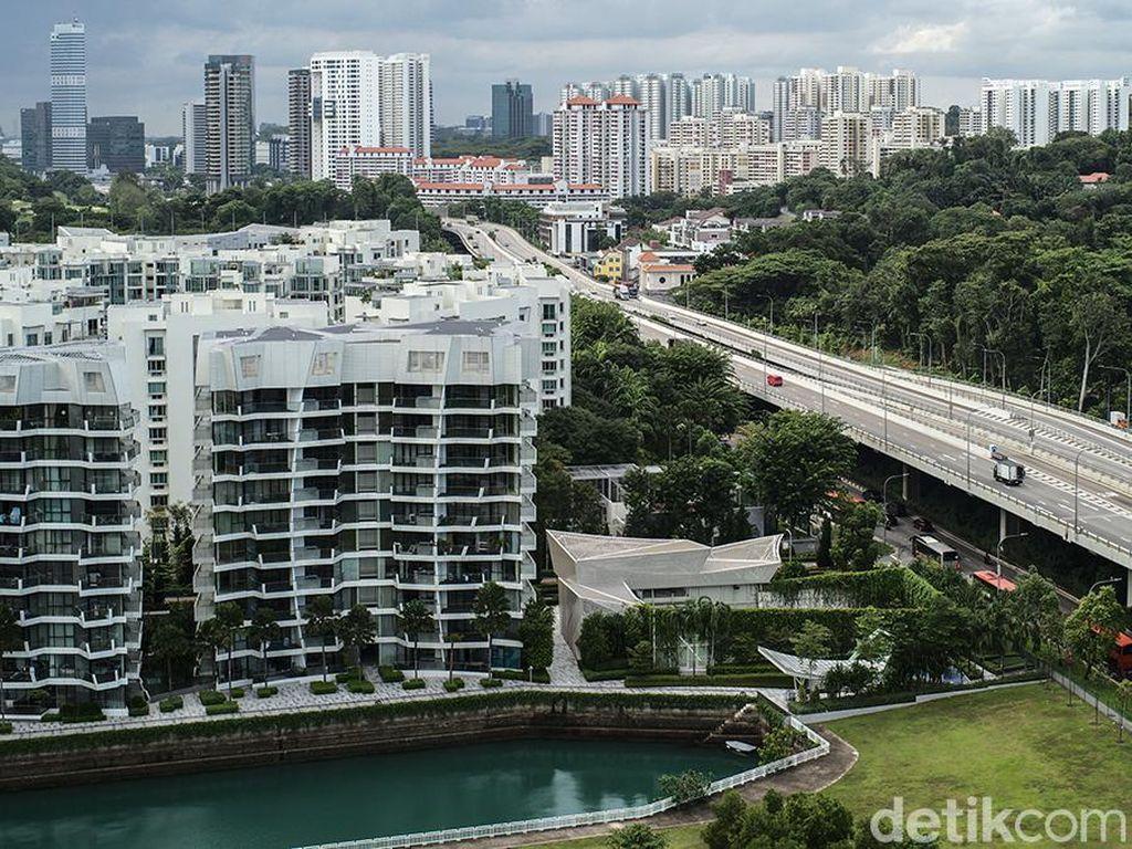 Singapura Kembali Guyur Rp 540 T untuk Hadapi Corona