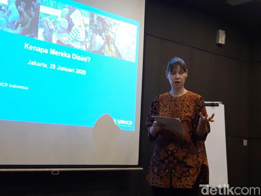 UNHCR Ungkap 13 Ribu Pengungsi dari 45 Negara di RI, Mayoritas di Jabodetabek