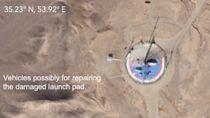 Video: Diam-diam Iran Akan Terbangkan Satelit Ruang Angkasa