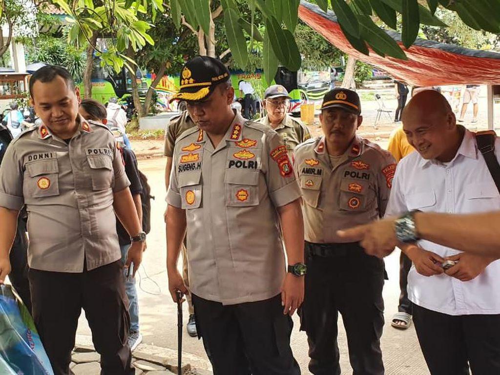 Polisi Belum Temukan Indikasi Pidana Terkait Spanduk King of The King