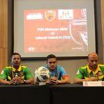 Peluang Lolos Tipis, Lalenok United Cuma Ingin Main Bagus Lawan PSM