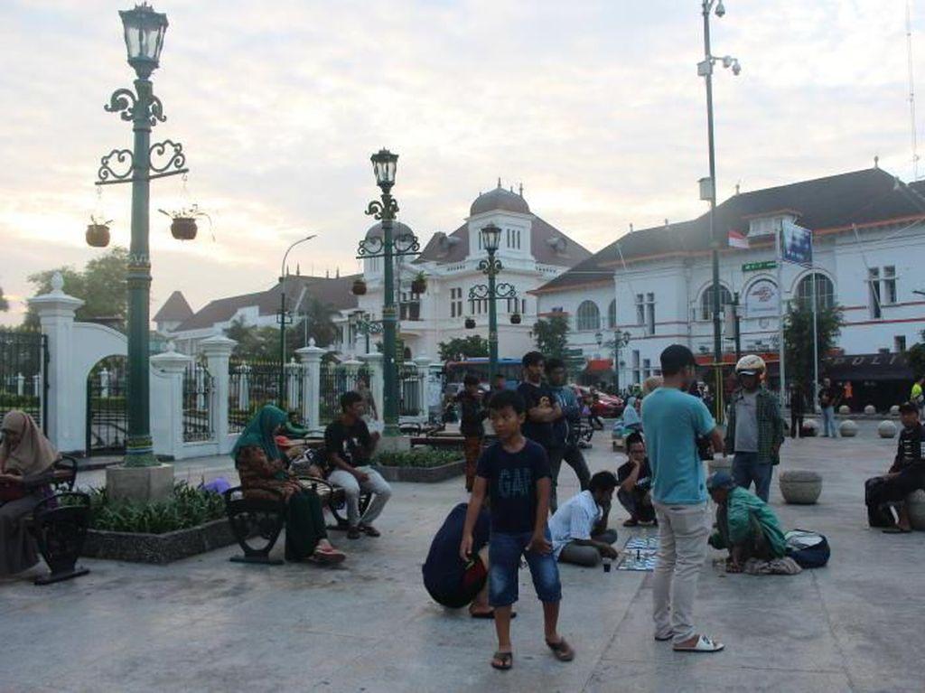 Yogyakarta yang Selalu Hidup