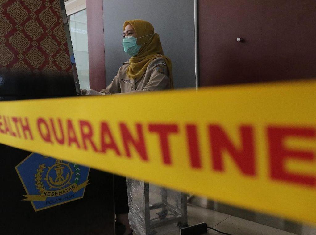 Mendag hingga Menlu ke Kantor Airlangga, Bahas Dampak Virus Corona