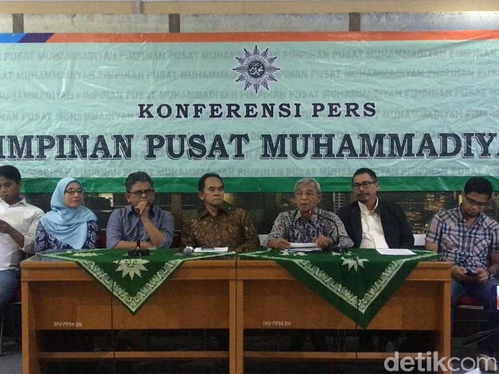 Muhammadiyah Minta Pembahasan RUU Cipta Lapangan Kerja Disetop, Ini Alasannya