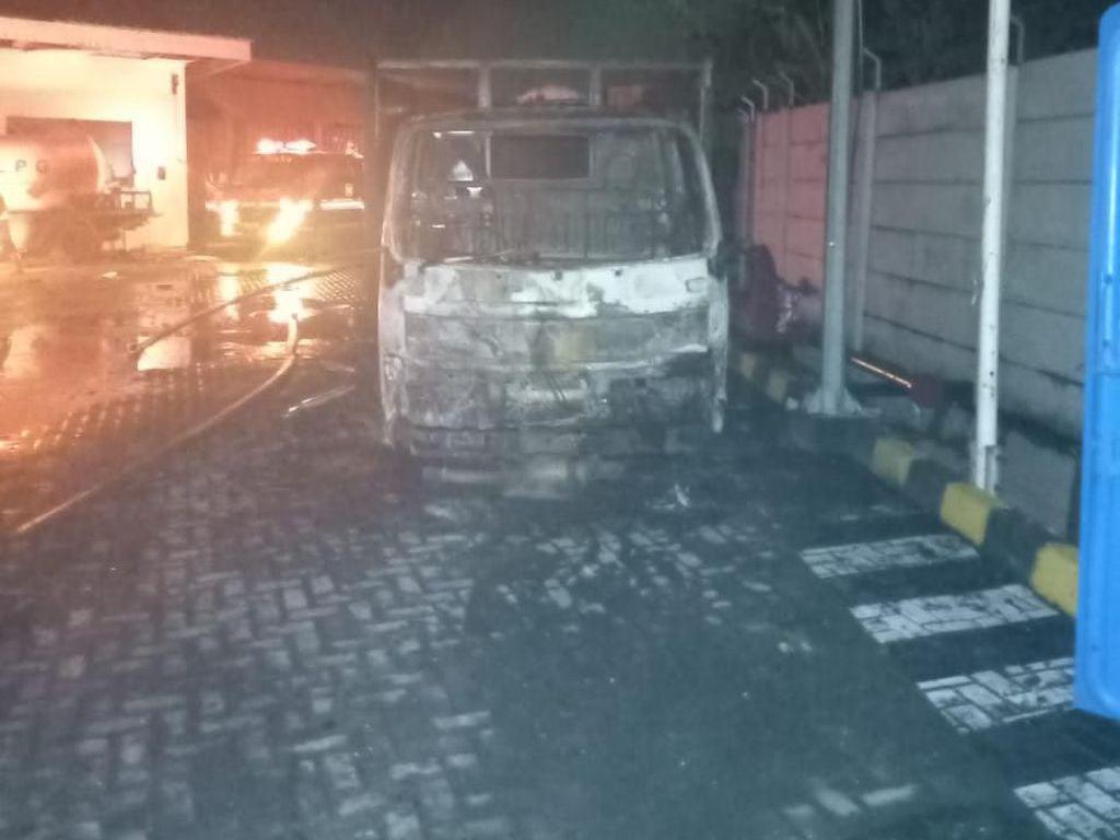 Pabrik Tabung Gas di Bekasi Meledak Dini Hari Tadi, 7 Orang Luka-luka
