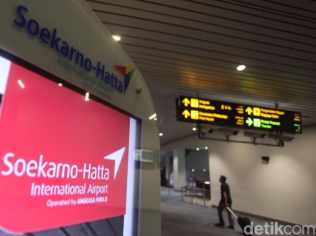 Satgas Bandara Soetta Berlakukan Karantina 5 Hari bagi WNI-WNA dari LN