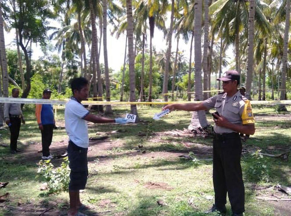 Gara-gara Kelapa, Pemuda di Dompu NTB Meregang Nyawa