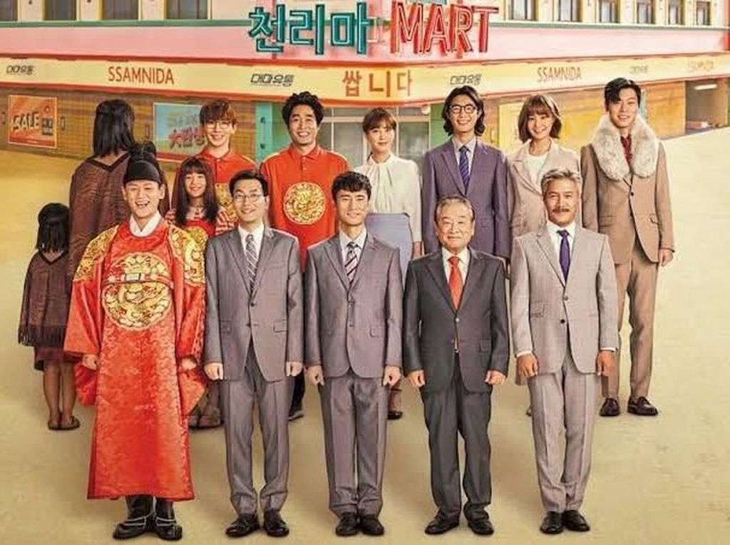 10 Rekomendasi Drama Korea Komedi, Lucunya Bikin Ngakak