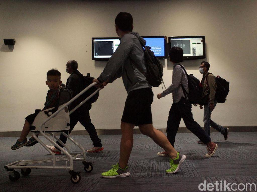 Pemeriksaan Corona di Bandara, Kemenhub: Kita Merasa Sudah Secure
