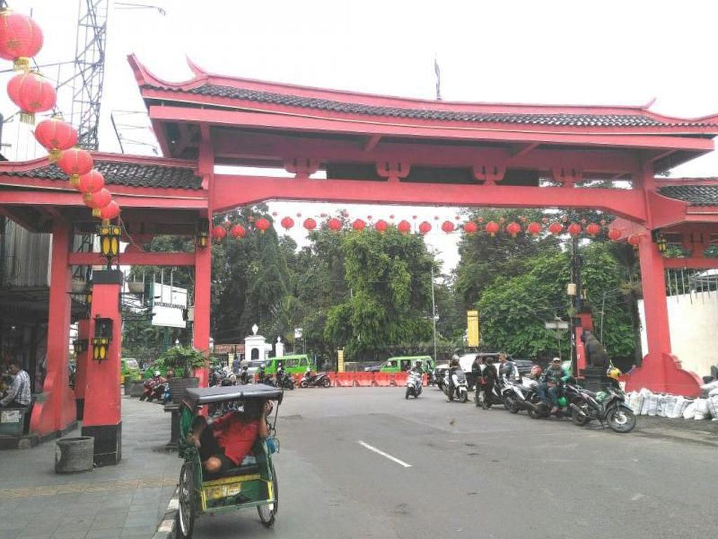 Potret Kampung Tionghoa yang Bersejarah di Bogor