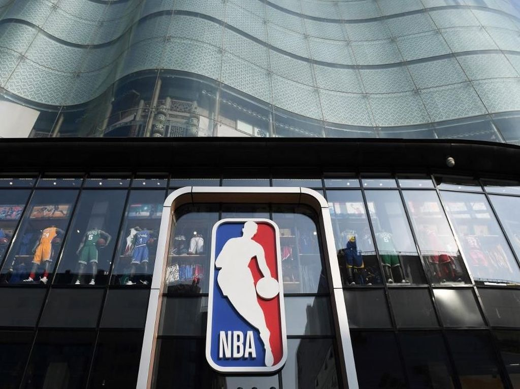 NBA Dilanjutkan 30 Juli, Ada Lakers Vs Clippers di Hari Pertama