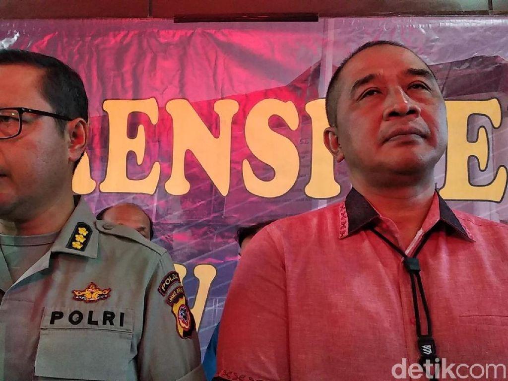 Polisi Sebut Anggota Sunda Empire Mencapai Seribuan Orang