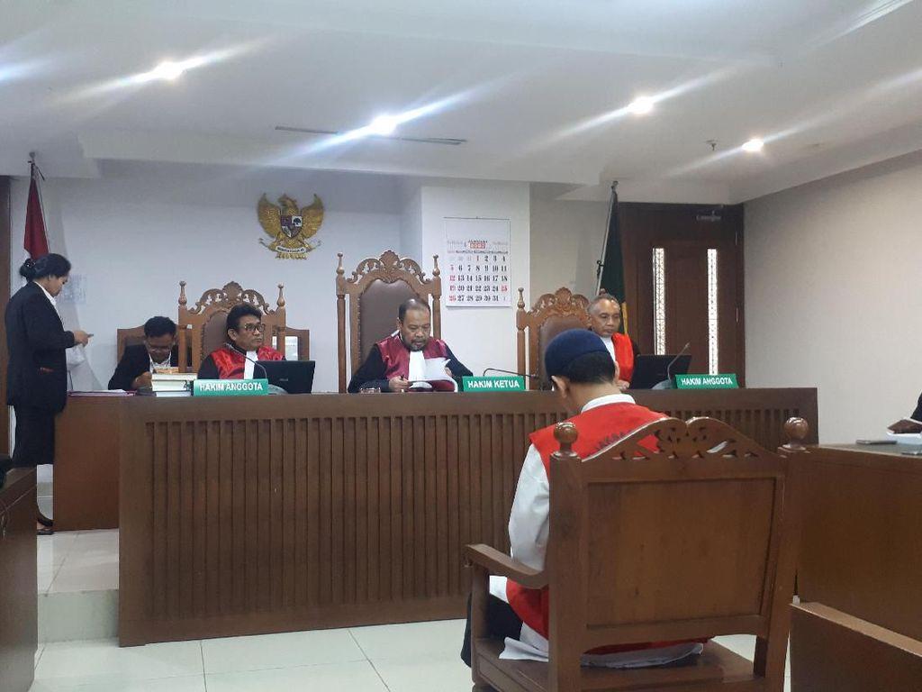 Pria Ancam Penggal Jokowi Cerita Mata Ditutup-Ditodong Pistol Saat Diinterogasi