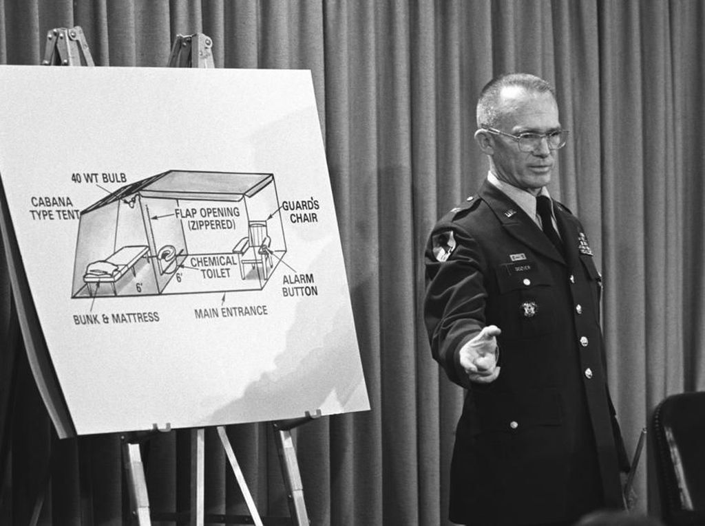 Diculik Teroris Komunis, Jenderal AS Dibebaskan 5 Ribu Polisi