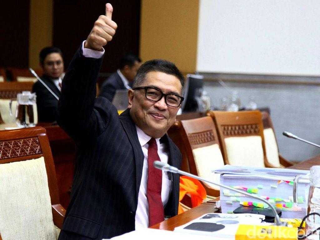 Cerita Ketua Dewas TVRI Dipecat DPR Gegara Pecat Helmy Yahya