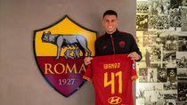 AS Roma Perkenalkan Roger Ibanez
